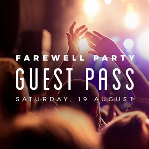 Picture of Guest Ticket – Farewell Party